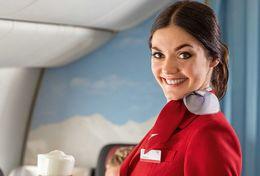 T80-131 ]  Flight Attendants Air Attendants Stewardesses Hostesses Cabin Crew , China Pre-paid Card, Postal Stationery - Jobs