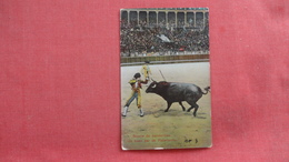 Bull Fight Suerte De Banderillas  Ref 2646 - Corrida