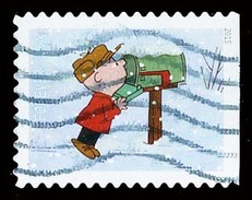 Etats-Unis / United States (Scott No.5026 - Charlie Brown) (o) P3 - Used Stamps