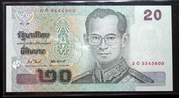 Thailand Banknote 20 Baht Series 15 P#109 SIGN#81 UNC - Thailand