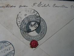 Chile , Cv. 1907 - Chile