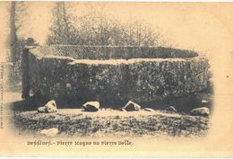 CPA N°3277 - BESSINES - PIERRE MAGNE OU PIERRE BELLE - Bessines Sur Gartempe