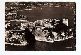 Postcard - Aerial View - MONACO 1940s?? - Monaco