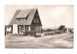 Ver-sur-Mer-Avenue Du Colonel Harper Et Mémorial-(B.9876) - Francia