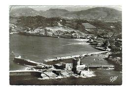 16948   CPM  SAINT JEAN DE LUZ  : Vue Aérienne , Le Fort De Socoa Et Les Hauteurs De Bordagain  , Jolie Carte Photo ! - Saint Jean De Luz