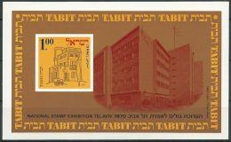 ISRAEL 1970 MI-NR. Block 7 ** MNH - Blokken & Velletjes