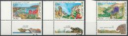 ISRAEL 1993 MI-NR. 1252/54 ** MNH - Ongebruikt (met Tabs)