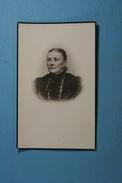 Maria Matthijs Vve Leyse Lier 1850 St Katelijne Waver 1922 /2/ - Devotion Images