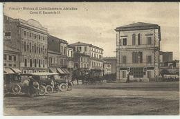 PESCARA: Corso V. Emanuele II Con Auto Dell'epoca - Pescara