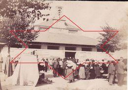 Photo 1892 CONCARNEAU - Le Marché (A177) - Concarneau