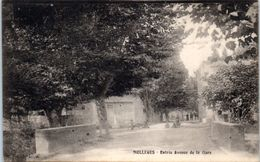 13 - MOLLEGES -- Entrée Rue De La Gare - France