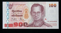 Thailand Banknote 100 Baht Series 15 P#113 Type 1 SIGN#74 UNC - Thailand