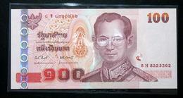 Thailand Banknote 100 Baht Series 15 P#114 SIGN#81 UNC - Thaïlande