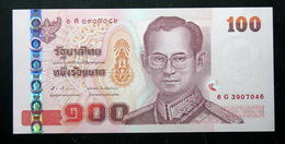 Thailand Banknote 100 Baht Series 15 P#114 SIGN#83.2 UNC - Thaïlande