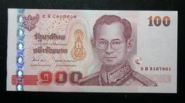 Thailand Banknote 100 Baht Series 15 P#114 SIGN#84 UNC - Tailandia