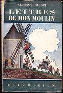 Alphonse Daudet - Lettres De Mon Moulin - Flammarion - ( 1949 ) . - Livres, BD, Revues