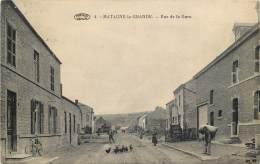 Doische - Matagne-la-Grande - Près De Mazée, Dourbes Et Romerée - Rue De La Gare - Doische