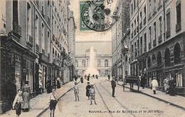 Rennes     35        Rue De Bourbon              (voir Scan) - Rennes