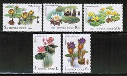 RU 1984 MI 5381-85 ** - Unused Stamps
