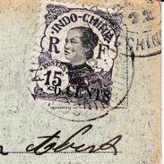 Carte Postale Indochine Saigon Saïgon L'Arsenal Bassin De Radoub Marine Bateau - Lettres & Documents