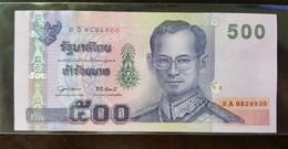 Thailand Banknote 500 Baht Series 15 P#107 SIGN#79 UNC - Thailand