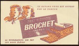 Buvard - PAIN EPICE BROCHET - Blotters