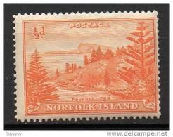 Norfolk Island - 1947 - Yvert N° 1 ** - Isola Norfolk