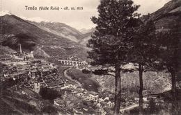 77Aa   Italie Tenda Valle Roia - Cuneo