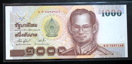 Thailand Banknote 1000 Baht Series 15 P#108 Type 1 SIGN#73 UNC - Thailand
