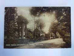FOWLMERE  :  Clock Tower Congregational CHURCH   1937    - Inghilterra