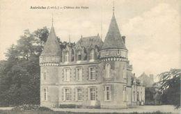 """CPA FRANCE 37 """"Autrèche, Château Des Haies"""" - Andere Gemeenten"""