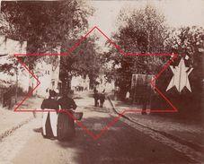 Photo 1893 SCEAUX-ROBINSON - Une Rue (A177) - Sceaux