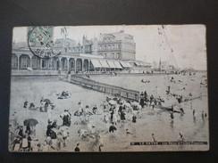 76 - Le Havre  - CPA - Les Bains Et L'Hôtel Frascati - Aqua - Photo - Lévy & Cie N° 26 - 1907 - - Haven