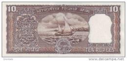 INDIA P.  59a 10 R 1970 UNC - India