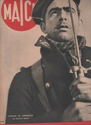 MATCH 06 06 1940 - DUNKERQUE - ISLANDE - BELGIQUE - Gal BLANCHARD - NARVIK - TROTSKY - AVIONS AMERICAINS - R.A.F. - - Newspapers