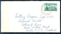 G305- USA United States Postal History Cover. Post To U.K. England. - United States