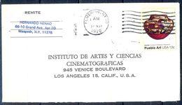G318- USA United States Postal History Cover. - United States