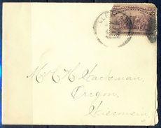 G320- USA United States Postal History Cover. - United States