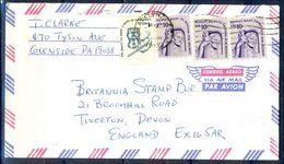 G321- USA United States Postal History Cover. Post To U.K. England. - United States