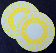 ROCHAS - BYZANTINE - Carte Parfumée - Parfum Pour Femme - Perfume Cards