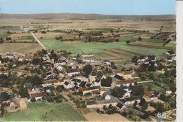 D36 -  LINIEZ - VUE AERIENNE   - CPSM Grand Format - Autres Communes