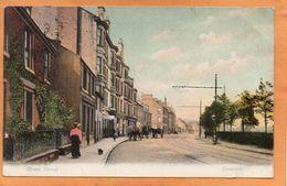 Gourock Shore St UK 1905 Postcard - Renfrewshire