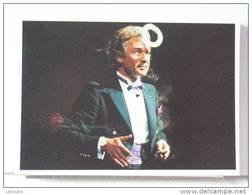 CIRQUE KNIE - 1990 - CHARLIE BORRA - (TABAC - CIGARETTE) - 300 EX. - ETAT NEUF - Cirque