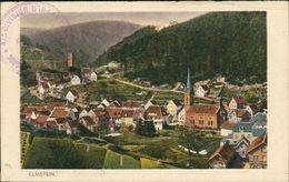 AK Elmstein, Teilansicht, O 1922 (17325) - Zweibruecken