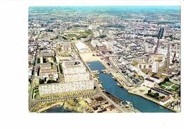 Cpm - 56 - LORIENT - Vue Générale - 16A Artaud - 1964 - Stade Football - - Lorient