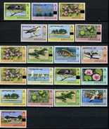 BIRDS  - 1980 - ANGUILLA - Mi. Nr. 400/402+405/421 -  NH - (CW2427.52) - Anguilla (1968-...)