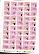 Europa Cept 1962 Luxemburg  2v  Sheetlets (1x Folded In The Middle) ** Mnh (CO339) - 1962