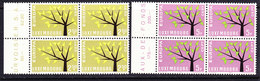 Europa Cept 1962 Luxemburg  2v Bl Of 4 ** Mnh (CO340B) - 1962