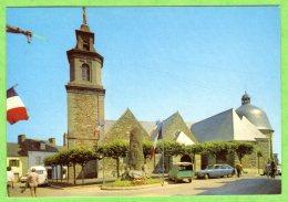 22 ETABLES-sur-MER - L'église Et Le Monument - Etables-sur-Mer