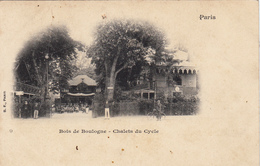 Paris - Bois De Boulogne - Châlets Du Cycle - Parcs, Jardins